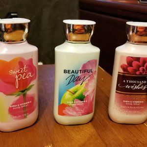 Other - Trio of Body Lotion